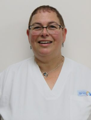 אורנה גרינברג, אחות אחראית במחלקת יולדות הלל יפה ויועצת הנקה מוסמכת