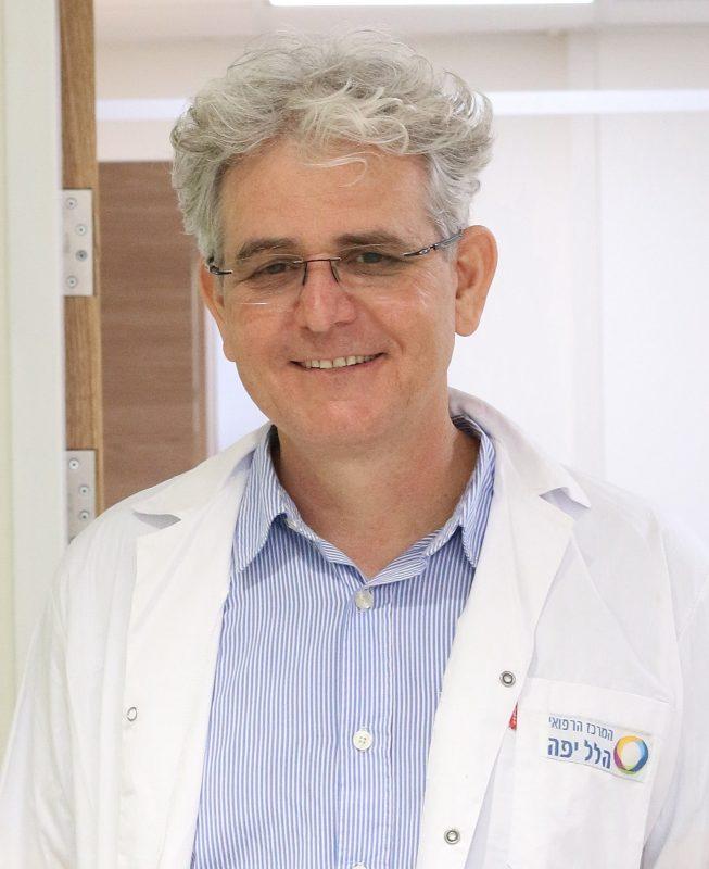 """ד""""ר עופר ארנון, מומחה ביחידה לכירורגיה פלסטית במרכז הרפואי הלל יפה"""
