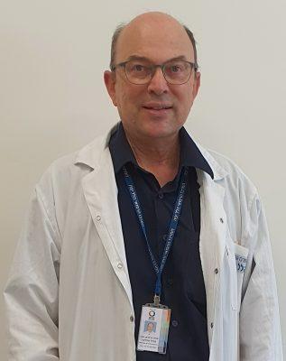 פרופסור יצחק ברוורמן, מנהל היחידה לאף אוזן גרון וכירורגיה של ראש צוואר במרכז הרפואי הלל יפה